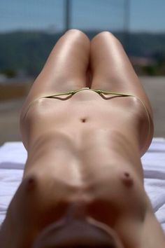 Bikini bridge hairy pussy