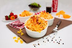 Mac 'n' Cheese Cheddar, Mac S, Yummy Food, Delicious Recipes, Macaroni And Cheese, Ethnic Recipes, Pasta, Savoury Finger Food, Macaroni