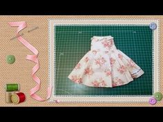 Tutorial conejos de pascua: Ropa de la conejita / Easter rabbits tutoria... by Pepitas de Chocolate