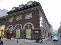 Integrated comms agency Embrace's Clerkenwell favourite: a swim at Ironmonger Row Baths