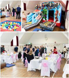 London Event Photographer Christening Baptism Party