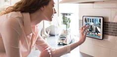 «Скрижаль» - планшетный видеодомофон с видеоаналитикой  #wb365