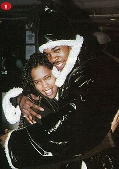 Busta Rhymes & Regina King on We Heart It Hip Hop And R&b, 90s Hip Hop, Jamel Shabazz, History Of Hip Hop, Busta Rhymes, Regina King, Foxy Brown, Native American Images, African Tribes