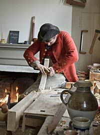 This is a great FREE website for students to learn about colonial jobs. They can read, look at pictures, and watch videos.