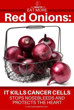 While there are many types of onions—sweet, Spanish, yellow, white, red, to name a few—in general, onions are one of the healthiest foods you can eat.