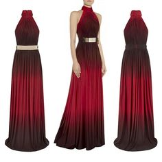 We see Smoke & We see Fire! #Jovani style 93543 is the perfect Ombré gown for #Fall2014 price$$500 size 00-24 Jovani Prom Dress, style 93543 Best party dress