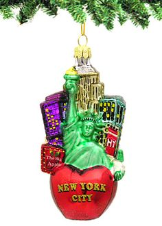new york christmas ornaments