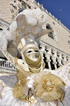 Masque et costume Venise
