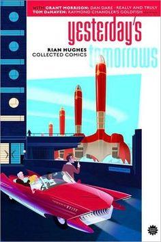 Rian Hughes, design hero
