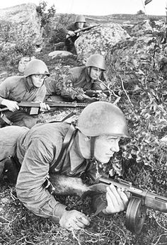 world war ll: red army landing group in the enemy rear, august 1941. Pin by Paolo Marzioli