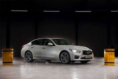 New Release Infiniti Q50 2014 Review Front Side View Model