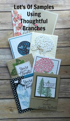One of my favorite stamp sets ever!!!  So versatile!!!