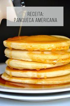 Para comer na manhã do dia 25: panqueca americana! // Receitas de pratos salgados, rápidos e fáceis! :-) // palavras-chave: receita, passo a passo, tutorial, gastronomia, cozinha, receita, panqueca americana, café da manhã, o que servir de café da manhã, surpresa
