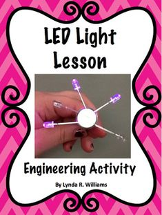 This lesson plan provides a simple STEM activity that students of all ages seem to enjoy.  Through making an LED Throwie the students will learn about electrical circuits. Lesson plan is in the 5 E format and comes with two inserts for interactive notebooks and a response page.