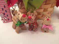 Familia de renos