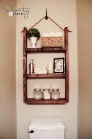 Resultado de imagen para estante para baño con palet