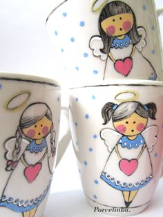 mug - angel