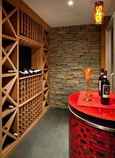 expedit pour les amoureux du vin diy home decorations pinterest salons ikea hack and cave