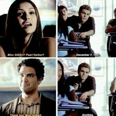 I wish people would call her miss SALVATORE