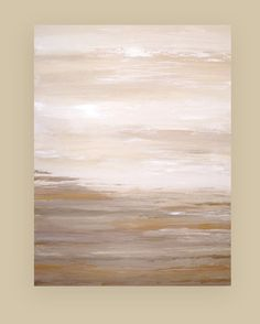 Painting Abstract Acrylic Art on Canvas Titled por OraBirenbaumArt, $385.00
