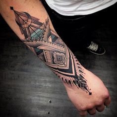 These works of art come from this Brazilian tattoo artist. He decided to go for a predominantly floral and geometric decorative tattoo style. The results are stunning! 1. 2. 3. 4. 5. 6. 7. 8....