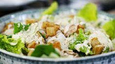 Eén - Dagelijkse kost - Caesarsalade met kip