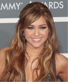 highlights... I loved Mileys long hair. Beautiful!!!