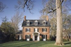 images of southern homes | Don Duffy Architecture | 301 Providence Road | Charlotte, NC 28207 ...