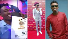 Winner of 2017 Big Brother Naija Reality TV Show, Ejeba Michael popularly known as Efe, has revealed the most expensive and treasured thing he bought after he won the Big Brother Naija N25 million.BBNaija Efe reveals. According to the ex-housemate and rapper, he's got this habit of buying shoes... #naijamusic #naija #naijafm
