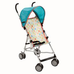 Cosco Character Umbrella Stroller - Monster Syd - US133DHC1 ...