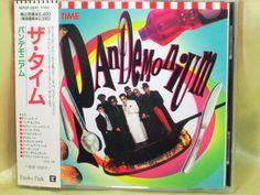 CD/Japan- THE TIME Pandemonium w/OBI RARE 1990 WPCP-3641 Morris Day  #FunkSoul