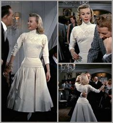 White Christmas: Vera-Ellen in an Edith Head costume