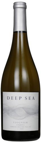 2009 Deep Sea Viognier Coquina Vineyard Arroyo Grande Valley 750 mL -- Check this awesome product by going to the link at the image.
