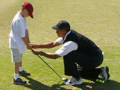 He devotes a ton of time and money to his at-risk youth charity, the Tiger Woods Foundation. In 2012, he gave $12 million to the foundation.