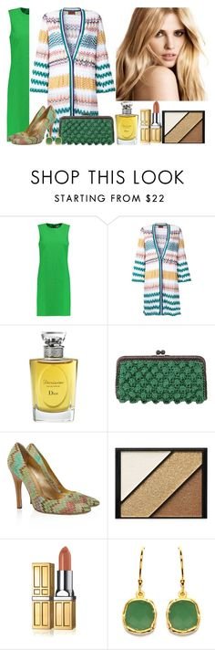 """Missoni"" by nefertiti1373 on Polyvore featuring M Missoni, Missoni, Christian Dior, Elizabeth Arden and BillyTheTree"
