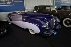 Cadillac Series 62 Saoutchik Cabriolet - Chassis: 486234577 - 2016 Monterey…