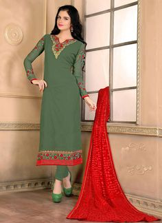 http://www.sareesaga.in/index.php?route=product/product&product_id=24445 Work:Embroidered Resham Work LaceStyle:Churidar Suit Shipping Time:10 to 12 DaysOccasion:Party Festival Fabric:GeorgetteColour:Green For Inquiry Or Any Query Related To Product, Contact :- +91-9825192886, +91-7405449283