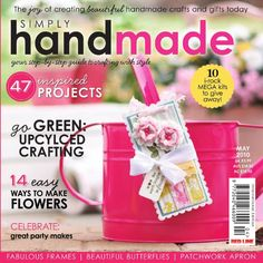 Simply Handmade April/May 2010 by Michelle Grant - issuu