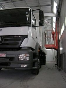 Instalatie de vopsit profesionala auto tip airless USI Italy: – Cargo 80 – lungime Industrial, Italy, Vehicles, Italia, Industrial Music, Car, Vehicle, Tools