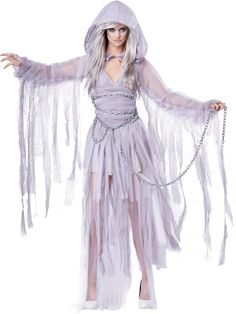 haunting beauty womens costume ghost halloween