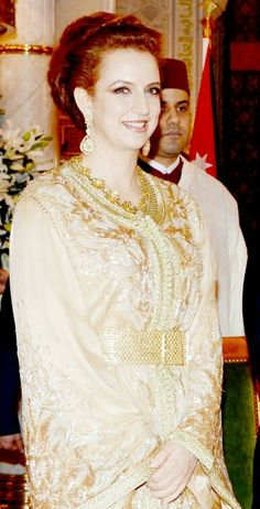 La Princesse Lala Salma du Maroc