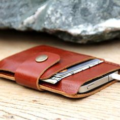 iPhone wallet on Etsy