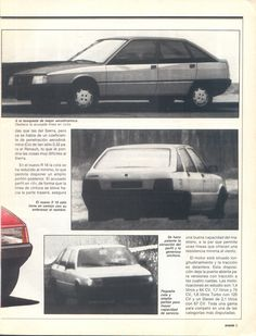 OG | Renault 21 | Prototype