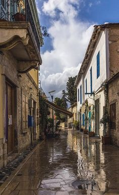After the rain.. Limassol Old City, Cyprus | by Kostas Georgiou