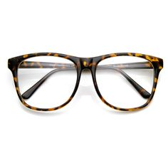 Retro Large Round Wayfarer Indie Hipster Fashion Glasses 8790 from zeroUV~