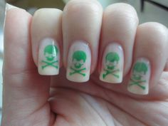 Pirate Nails - different color though