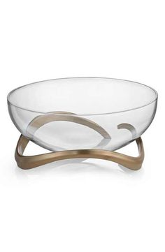 Nambé 'Eco Collection' Glass Centerpiece Bowl