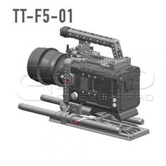 TiLTA ES-T12 15mm/19mm Rail Support Rig for SONY PMW-F5/F55 Camera