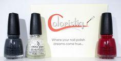 HaySparkle: Rent Your Nail Polish? Coloristiq Review + Free Tr...