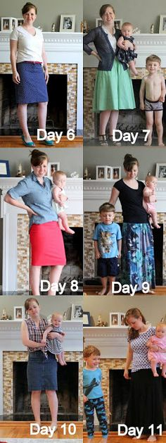 15 days of nothing but skirts - only 16 days left!
